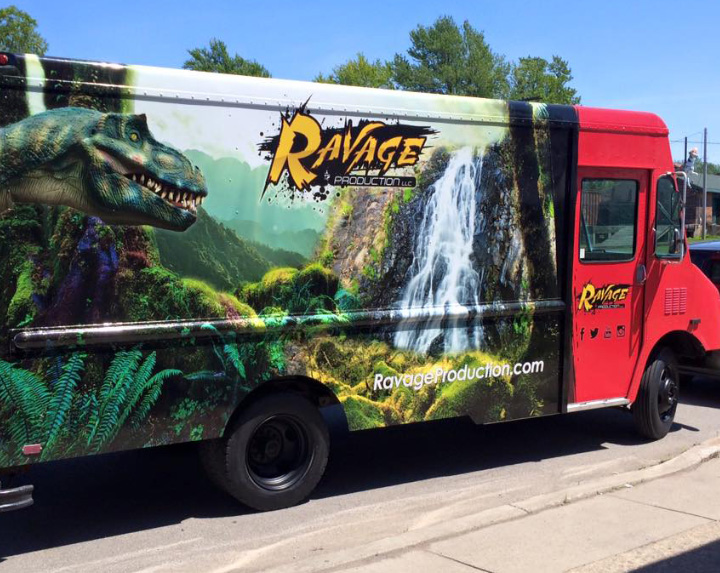 Investing in Vehicle Wraps