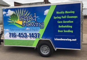 Island Mowing